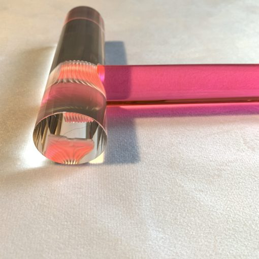 Tickled Pink with T Handle